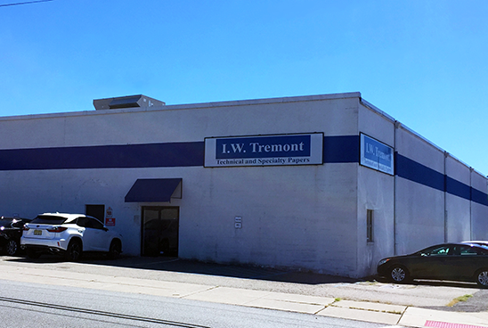 The main I.W. Tremont facility in Hawthorne, NJ